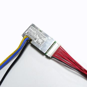 36V 10S akumulator litowo-jonowy BMS 10S 15A baterie litowo-jonowe BMS używany do 3 7V akumulator litowo-jonowy tanie i dobre opinie ANNBATTERY Bateria Akcesoria CN (pochodzenie) 10S15A-FK 10 series 3 7V Li-ion cell