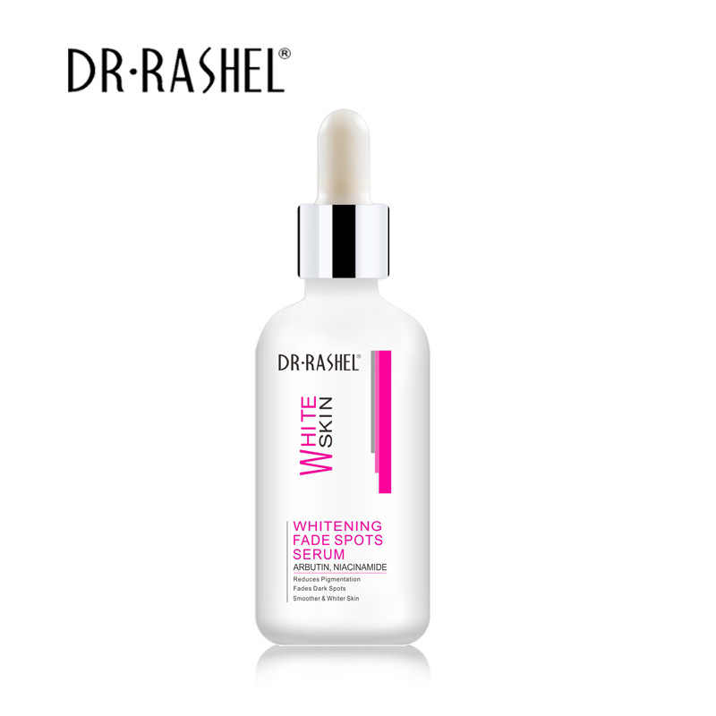 DR.RASHEL Whitening Fade Spots Serum Moisturizing Facial Liquid Purification Nourish and Repair Skin Pigmentation Essence 50ml