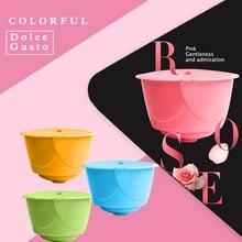 Многоразовые кофейные капсулы iCafilas Dolci Gusto 3 я двухцветная пластиковая многоразовая Dolce Gusto подходит для кофемашины Nescafe