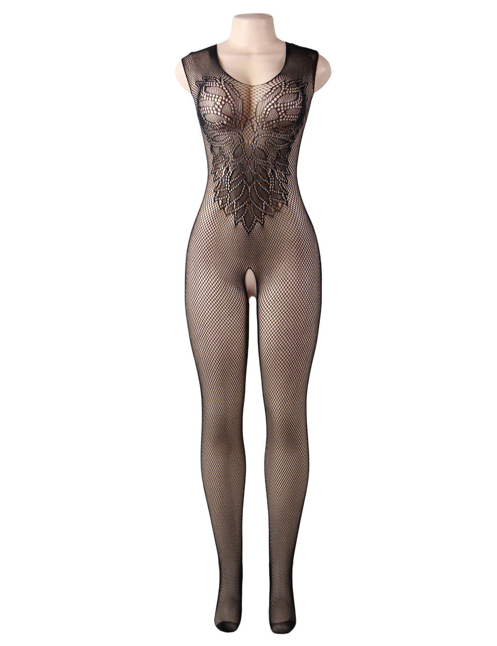 New Sexy Lingerie Teddies Bodysuits Hot Erotic Lingerie Body Suit Elasticity Mesh Body Bodystocking Sexy Underwear Costumes Cats