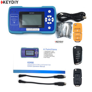Image 5 - Original KEYDIY KD900 Remote Maker the Best Tool for Remote Control Frequency Tester,Auto Key Programmer unlimited token