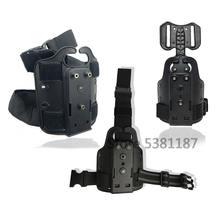 Тактический охотничий пистолет адаптер кобуры для ног на платформе