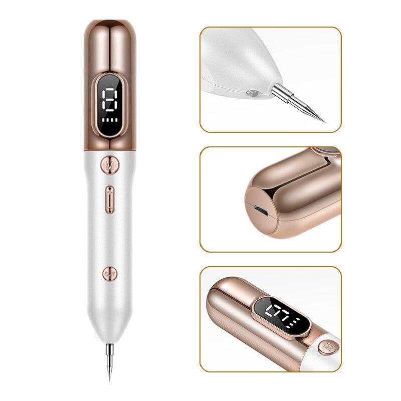 Newest Laser Plasma Pen Mole Tattoo Freckle Wart  Remover 2