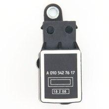 عالية الجودة جديد 0105427617 مستشعر ضبط مستوى الكشّافات الأماميّة لمرسيدس-بنز S430 S500 S600 00-06 A0105427617 A010 542 76 17