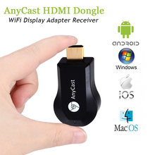 Anycast M2 Plus Miracast TV Stick Adapter Wifi Display Mirror Receiver Dongle Chromecast Wireless HDMI 1080p