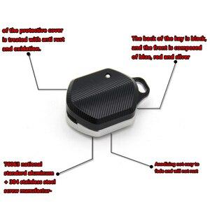 Image 2 - Caso chave da motocicleta escudo capa acessórios para ktm duke 390 200 125 690 790 1290 1190 1050 adv