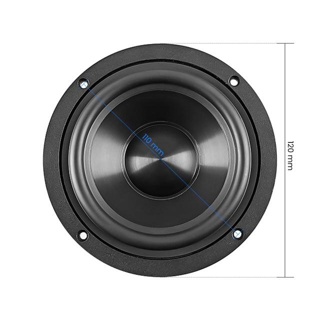 4 Inch Midrange Speaker 4 8 Ohm 50W 4