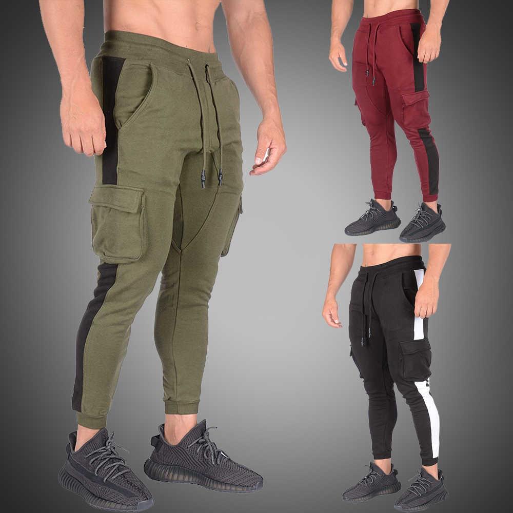 Pantalones De Deporte Pantalones Deportivos Correr Hombre Skinny De Chandal Pantalones Deportivos Gimnasio Culturismo Casasohiggins Cl