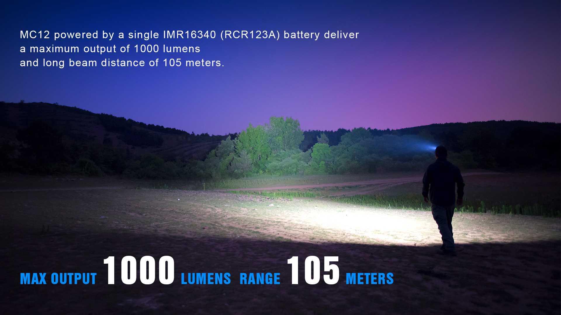 1000lm usb recarregável led farol com megnetic para a caça, acampamento