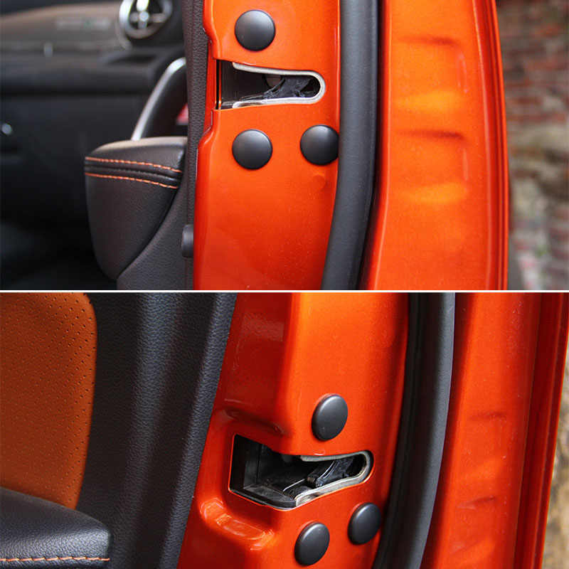 Drzwi samochodu śruba blokująca Protector dla Renault Megane 2 Duster Logan Captur Clio Laguna 3 Fluence Kadja dla Lada Niva Kalina priora
