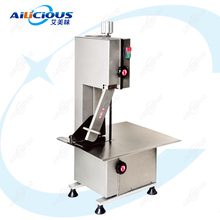 HL1650 electric industrial stainless steel meat cutter bone saw Frozen Fish Cutting Machine Meat Bone Cutter