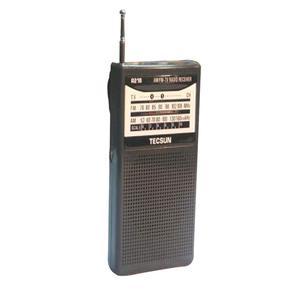 Image 2 - TECSUN R 808 راديو محمول FM/MW/SW كامل الفرقة مكبر صوت صغير راديو الرجعية FM:87 108 MHz/MW:525 1610kHz/SW1 6: راديو 5.80 18.12MHz