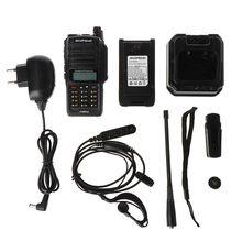 2019 NIEUWE High Power Upgrade Baofeng UV 9R plus Waterdichte walkie talkie 10w voor twee manier radio lange bereik 10km 4800mah uv 9r plus