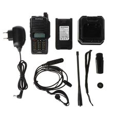 2019 yeni yüksek güç yükseltme Baofeng UV 9R artı su geçirmez walkie talkie 10w iki yönlü telsiz uzun menzilli 10km 4800mah uv 9r artı