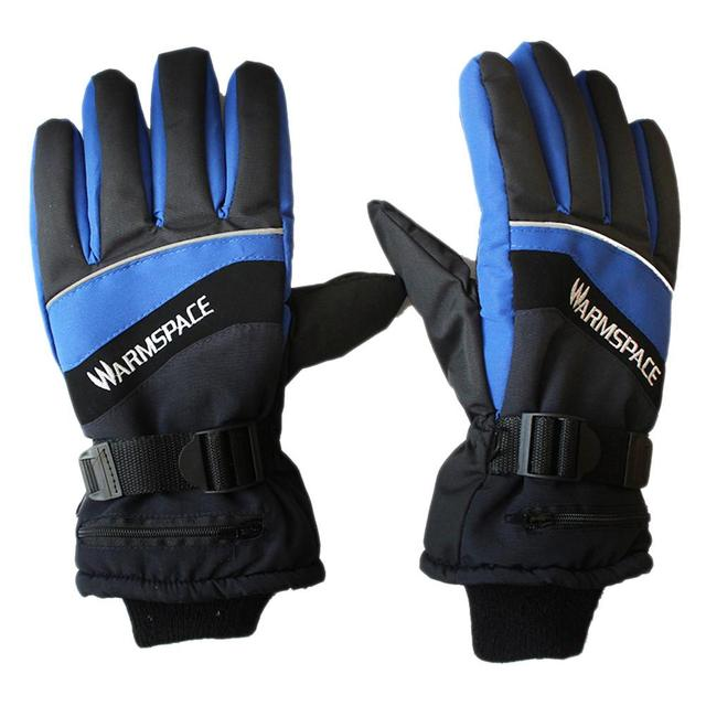 USB Heated Gloves Winter Thermal Hand Warmer Electric Heating Glove 1