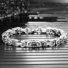 Модные ювелирные изделия 2020 звено цепи из нержавеющей стали