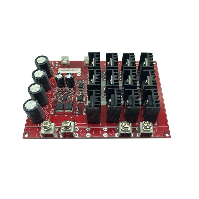 Controlador de velocidade do motor da c.c.