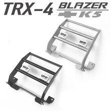 Parachoques delantero de metal pequeño para chaqueta TRX TRX-4 K5