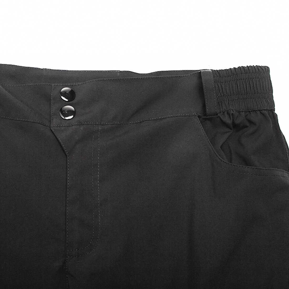 Pantalones cortos de ciclismo acolchados de GEL para hombres pantalones cortos de ciclismo de montaña de carretera de Jersey ropa interior de bicicleta de ciclismo a prueba de golpes pantalones cortos de Mtb
