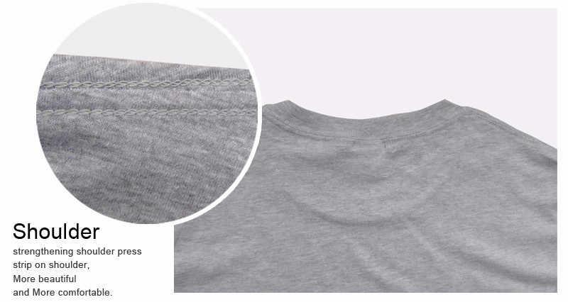 T-Shirt do Logotipo NF NF Rapper Americano Camisa de Percepção