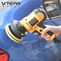 220V 3700 tr/min électrique voiture polisseuse Machine 700W polissage Machine ponçage épilation voiture beauté éraflure réparation outils voiture accessoires