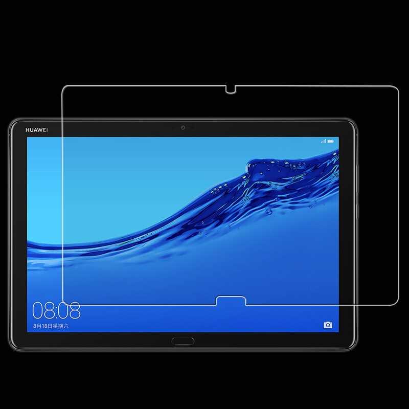 Clear Glossy Screen Protector Protective Film For Huawei MediaPad M5 Lite 10 BAH2-W19 BAH2-L09 BAH2-W09 10.1