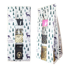 Cloth cotton and linen dustproof double bread bag storage hanging bag wardrobe hanging multi-layer perspective storage bag cotton waterproof three layer receive to hang bag simple cloth art wall hanging door after the sundry hanging bag storage bag
