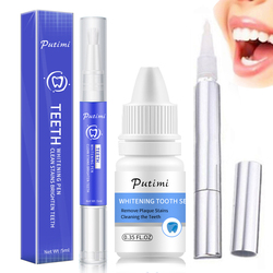White Teeth Whitening Essence Pen Dental Tools Whitener Oral Hygiene White Tooth Cleaning Bleaching Serum Remove Plaque Stains