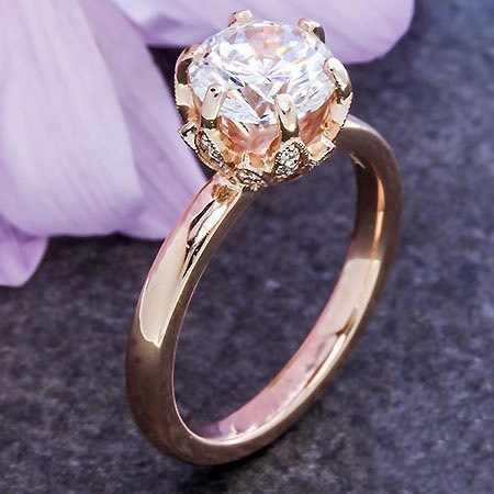 สูญเสียเงิน 90% OFF! เครื่องประดับธรรมชาติ 925 แหวนเงิน 1ct CZ งานแต่งงานแหวน Topaz เครื่องประดับอัญมณีแหวน