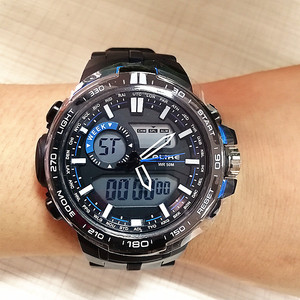 Image 5 - Gทหารนาฬิกากันน้ำกีฬานาฬิกาผู้ชายS ShockนาฬิกาHorloges Manne Relogio Masculino 737