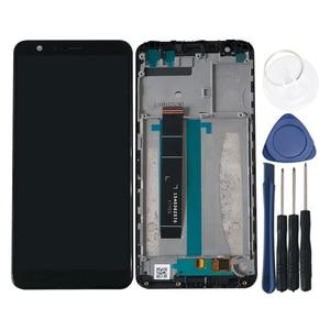 """Image 5 - Ban Đầu Năm 5.7 """"M & Sen Dành Cho Asus Zenfone Max Plus M1 ZB570TL X018DC Màn Hình LCD + Bảng Điều Khiển Cảm Ứng bộ Số Hóa Có Khung ZB570TL Màn Hình LCD"""