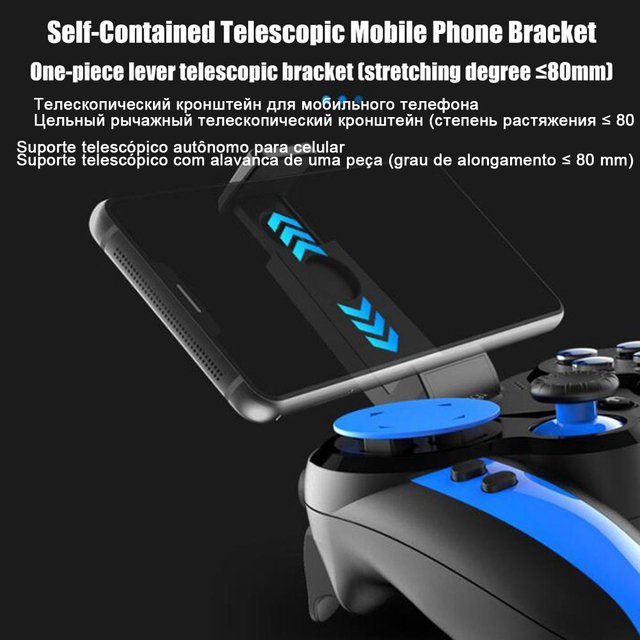 PG-9090 Gamepad Trigger Pubg Controller Mobile Joystick For Phone Android iPhone 2