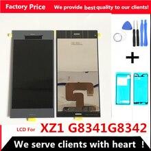 Оригинальный ЖК-дисплей 5,2 дюйма для SONY Xperia XZ1, ЖК-дисплей, сенсорный экран XZ1 dual G8341 G8342, запасные части, ЖК-экран
