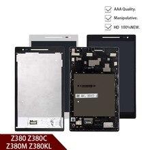 Высокое качество для Asus Zenpad 8''inch Z380 Z380KL Z380CX Z380C Z380M ЖК-дисплей Дисплей кодирующий преобразователь сенсорного экрана в сборе Запасная часть