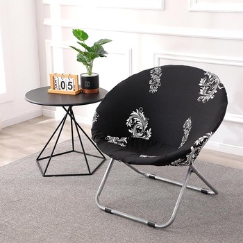 Get Spandex Moon Sauce Unique Chair Cover 11 Chair And Sofa Covers