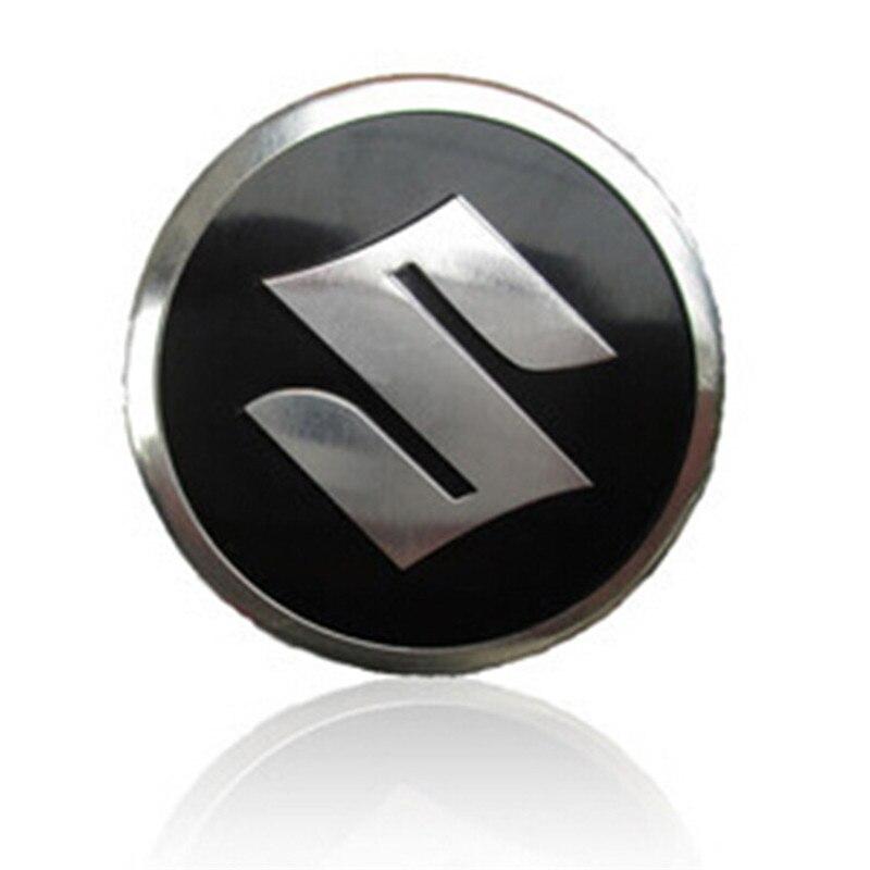 3D Логотип универсальный украшения круглый скутер запчасти наклейка на мотоцикл мотоцикла Стикеры для логотип suzuki W записи мото наклейки