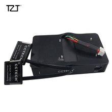"Tzt pro cctech cfast2.0 a 2.5 ""sata3 4t ssd montagem para blackmagic ursa mini 4k 4.6k"