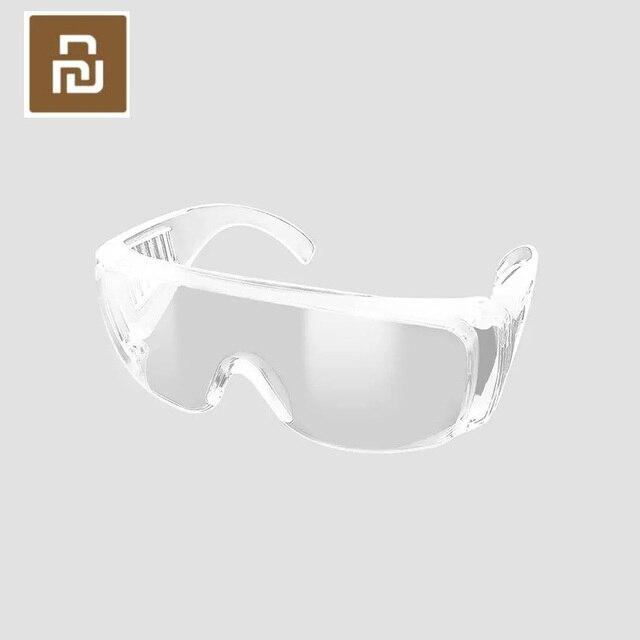Youpin Qualitell מחשב משקפי עבור חיצוני נסיעות עין מגן אגל מלא מסך מגן אנטי רוח חול מגן משקפיים