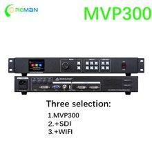 המחיר הטוב ביותר aliexpress השכרה וידאו קיר LED וידאו מעבד MVP300 scaler HD טלוויזיה SDI HDMI VGA DVI USB WIFI בקר חלקי
