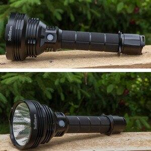 Image 4 - Sofirn SP70 超高輝度 26650 led懐中電灯ハイパワー 5500LM戦術 18650 ライトcree XHP70.2 とatr 2 グループランピング