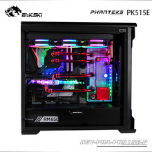 Acrylic-Board PHANTEKS Case Water-Channel BYKSKI Gpu-Block/3pin Reservoir for CPU Solution-Use