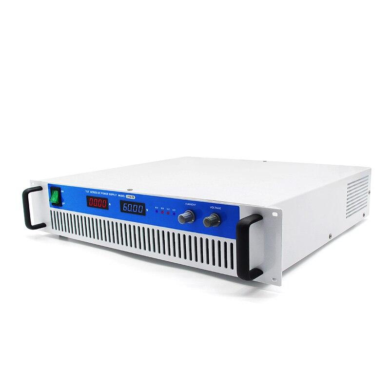 High power DC power supply 4000W voltage adjustable 0-15V 20V 30V 50V 60V 80V 150V 250V 300V
