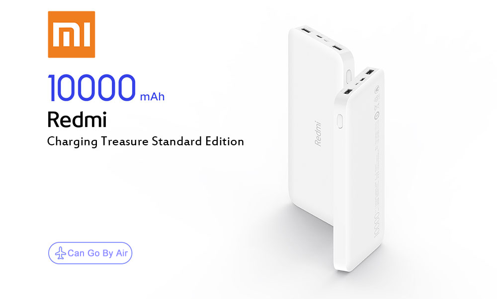 Новейший Xiaomi Redmi внешний аккумулятор 20000 мАч 18 Вт Быстрая зарядка 10000 мАч Внешний аккумулятор быстрая зарядка портативное зарядное устройство