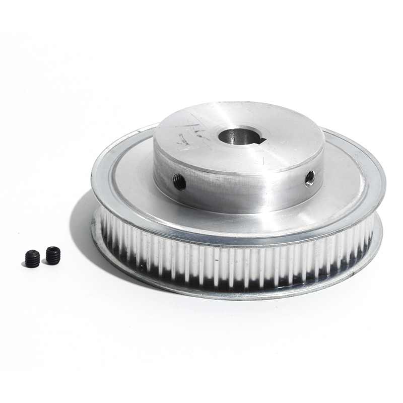 HTD5M Timing Pulley 70T 16mm Belt Width 70Teeth Transmission Belt Pulley With Keyway 12/14/16/18mm Bore 5M Toothed Gear Pulley