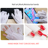 1/2packs Moisturizing Hand Mask Exfoliating Tender and Smooth Gentle Hands Care Hand Mask Cream for Hand Gloves Skin Care 5