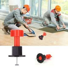 Tile-Leveling-Clips Construction-Tools Ceramic Floor Wall Reusable Flat 500pcs Hot