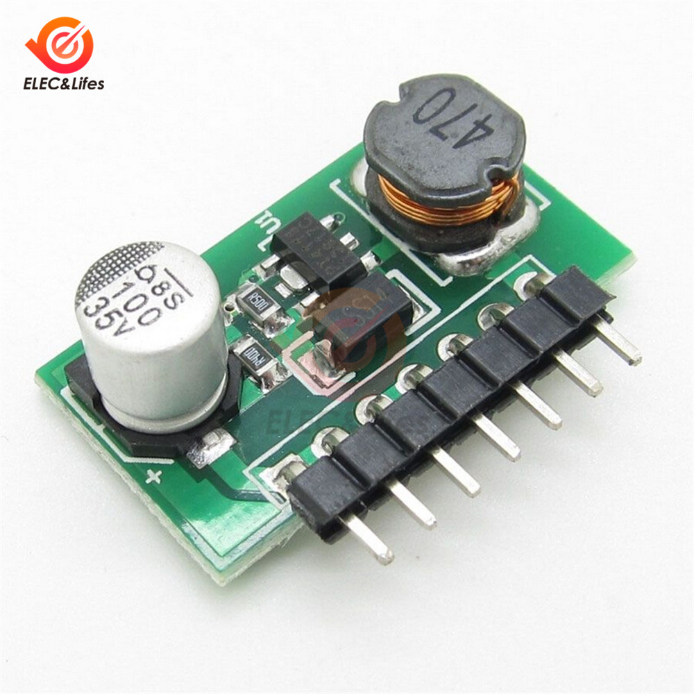 3W 700mA DC 24V LED Lamp Driver Drive PWM Dimmer Control Board Capacitor Filter Short Circuit Protection Module 1.2V-28V