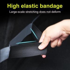 Image 2 - Organizer per bagagliaio per Auto borsa di fissaggio per cintura nastri magici accessori per Auto per Auto stivaggio riordino Car styling Organizer per Auto