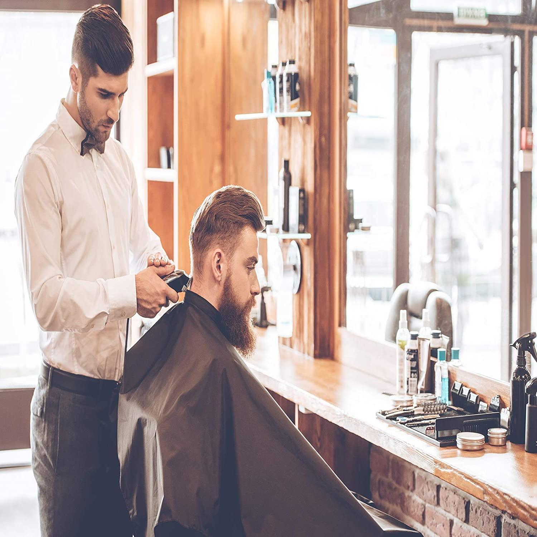 cabelo-corte salão de beleza barbeiro pano envoltório