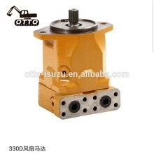 China Factory Excavator 330D 336D Engine Spare Parts C9 Fan Motor 234-4638 2344638 247 8219 cat 330d 336d for lianzhen oil diesel common rail pressure sensor parts original parts